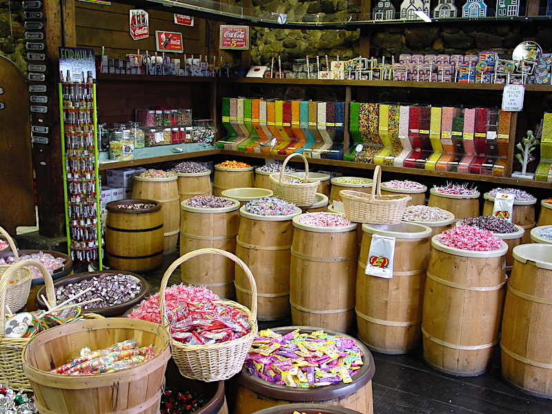 Savannah Candy Store