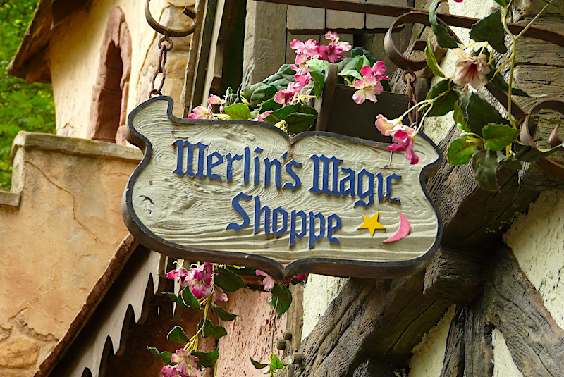 Merlin Magic Shoppe